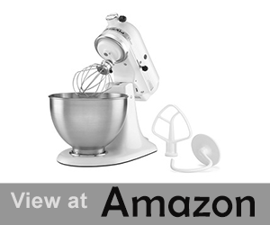 ... Kitchenaid Stand Mixer. 5 Qt Artisan Series Aqua Sky Blue 500x490